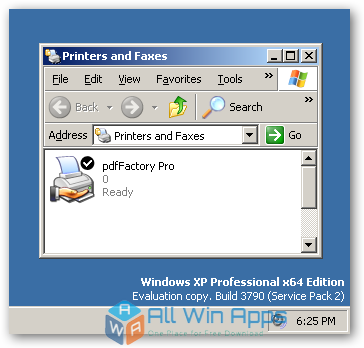 PDF Factory Pro 6.25 Offline Installer Download