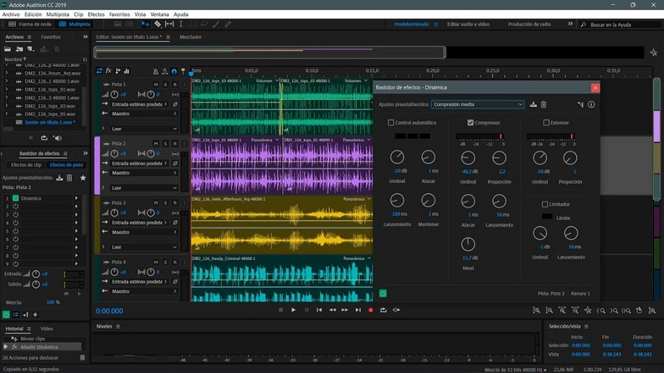Offline Installer Download Adobe Audition CC 2019