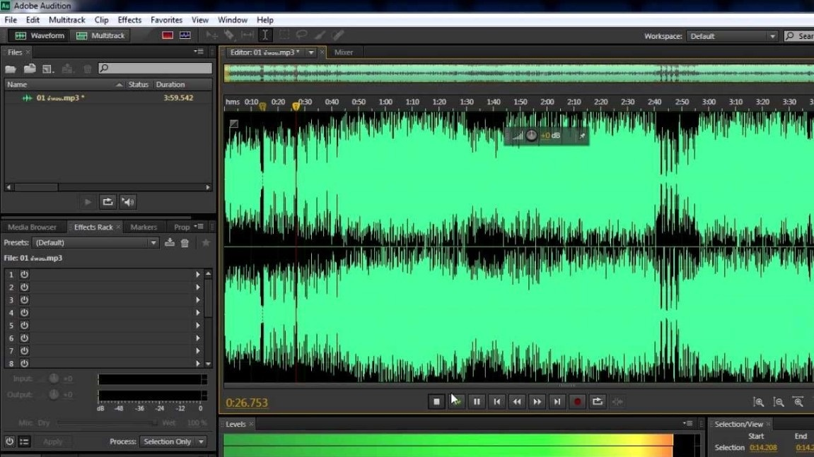 free download full version Adobe Audition CC 2019
