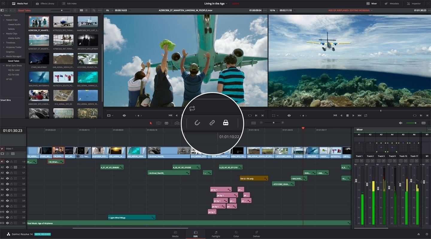 Free Download for Windows PC DaVinci Resolve Studio 16.0