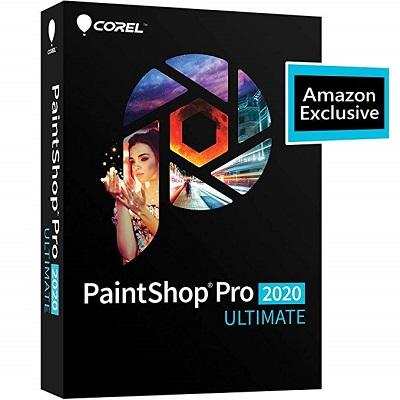 Corel PaintShop Pro Ultimate 2020 Free Download