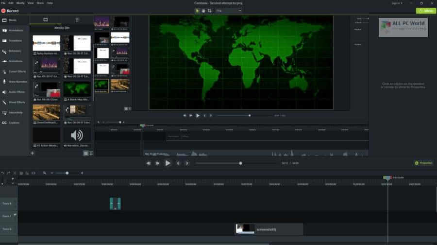 Latest Version Download TechSmith Camtasia 2019