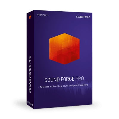 MAGIX SOUND FORGE Pro 2019 Review