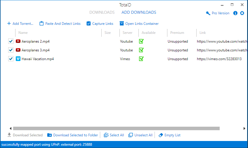 free download full version TotalD 1.5