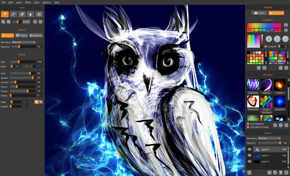 Latest Version Download Flame Painter 3 Pro v3.2