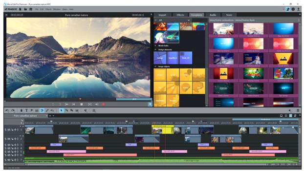 Offline Installer Download MAGIX Movie Edit Pro 2020 Premium 19.0