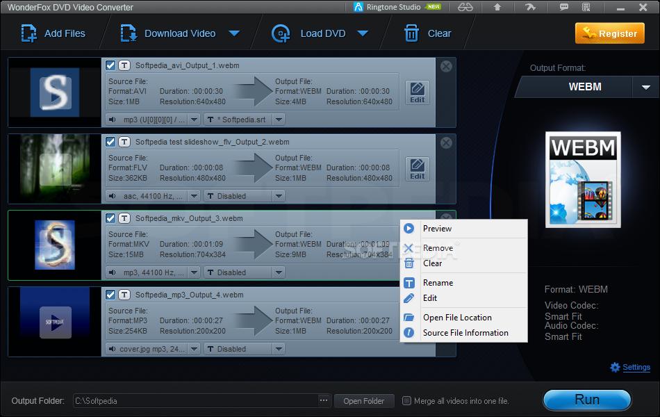 WonderFox DVD Video Converter 17.3 Free Download for PC