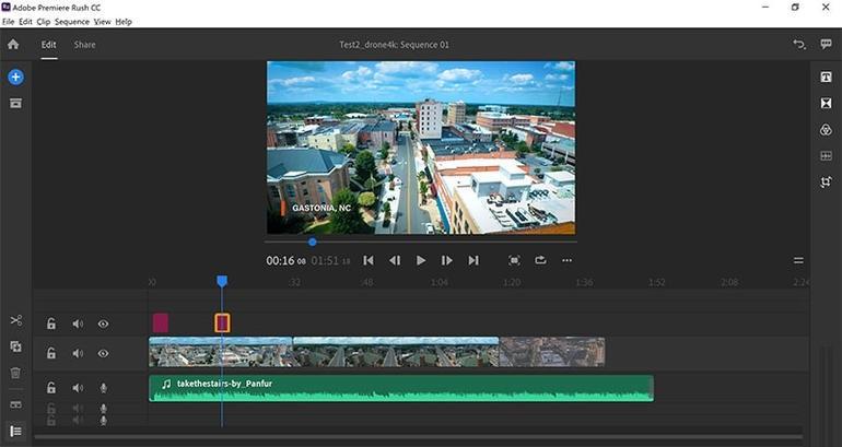 Adobe Premiere Rush CC 2019 Offline Installer Download