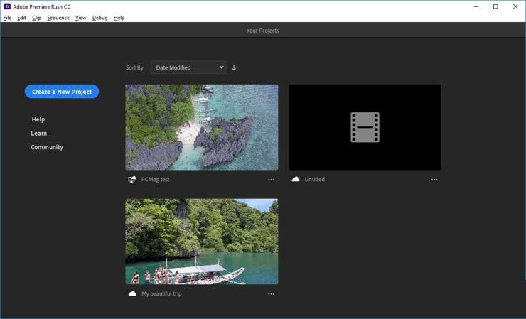 Adobe Premiere Rush CC 2019 free download full version