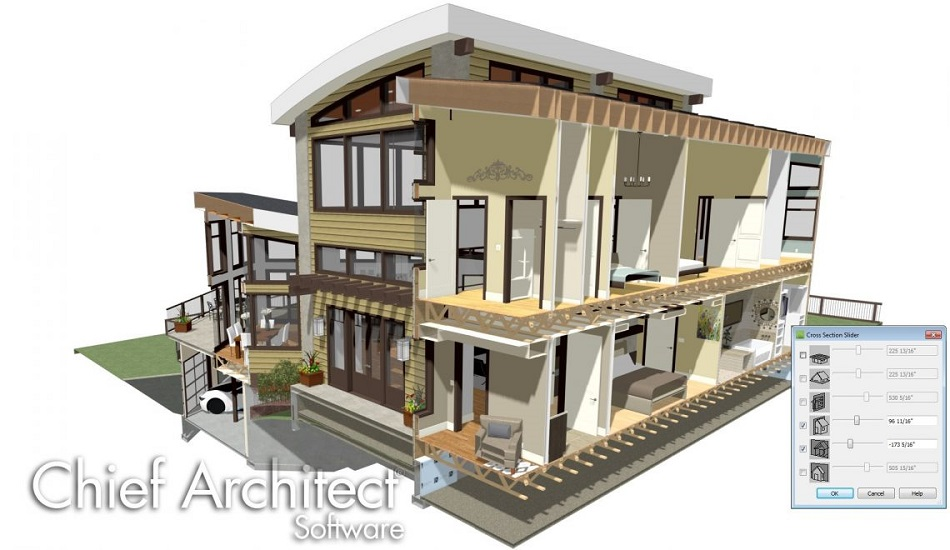 Chief Architect Home Designer Pro 21.2 Free Download for Windows PC